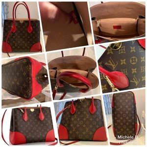Louis Vuitton Cherry Flandrin
